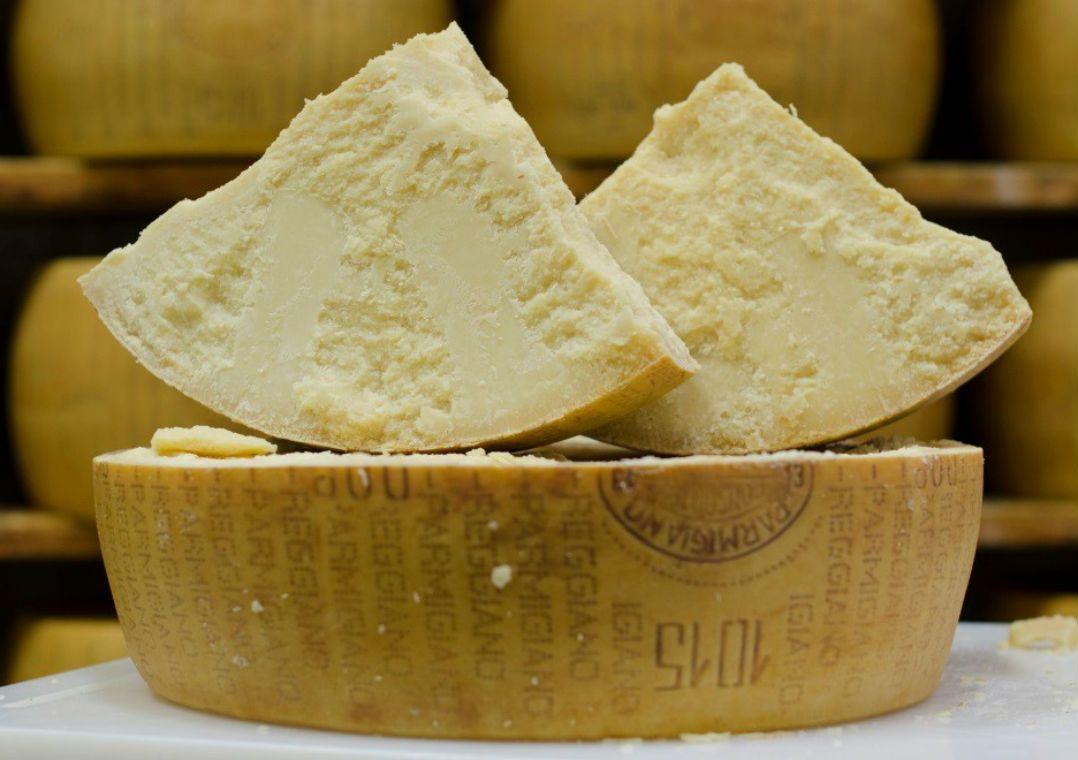 """Parmesão – """"nosso"""" queijo do dia dia!"""